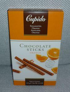 Шоколадные палочки Hamlet, Бельгия