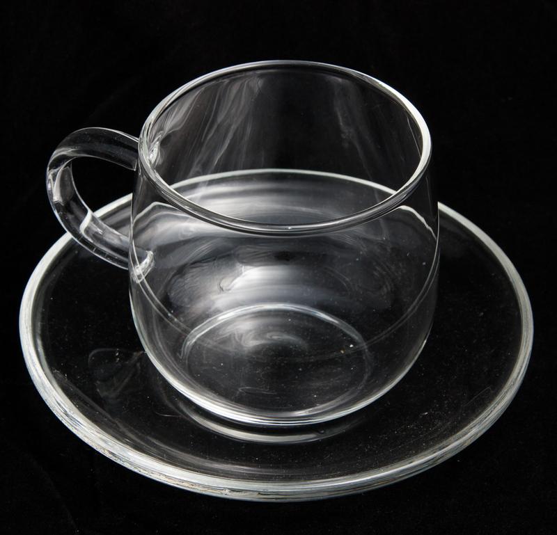 """Чашка с блюдцем, """"Босфор"""", 150 мл"""