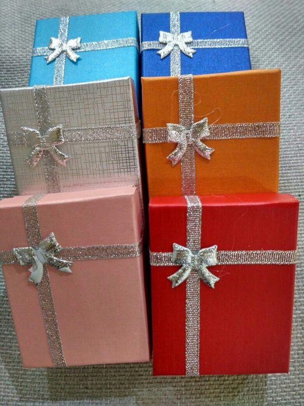 Коробка малая подарочная