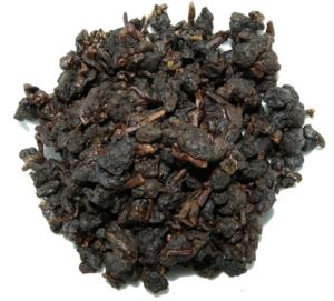 Лао Ча Ван, прожаренный улун