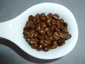 Лесной орех, кофе