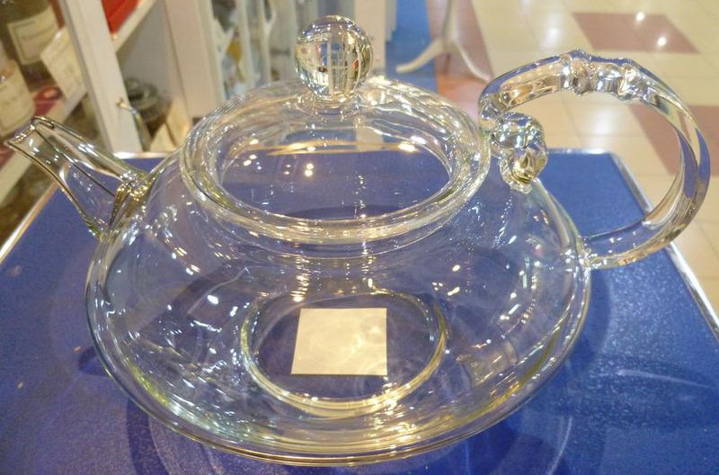 """Чайник стеклянный """"Лампа Алладина"""" 550 мл"""