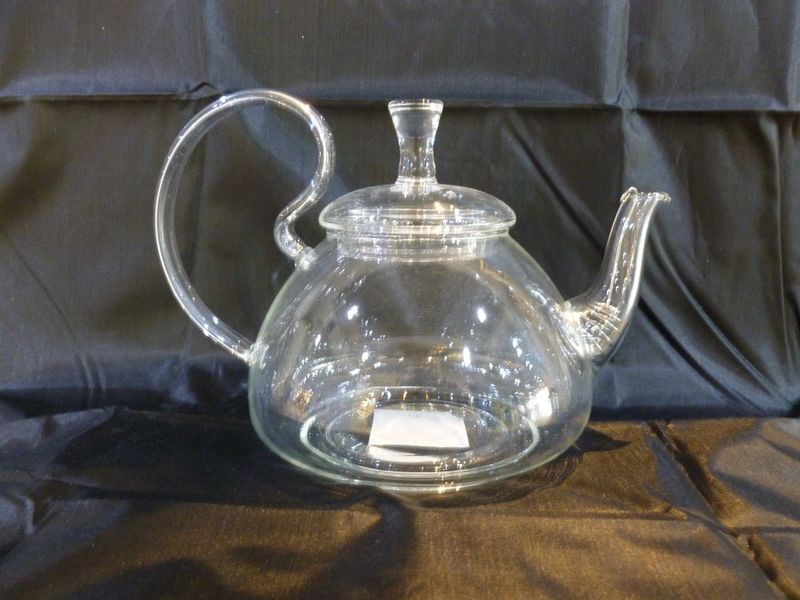 Чайник стеклянный Лотос 600 мл