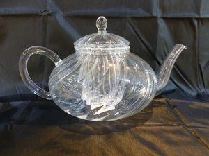 Чайник стеклянный Вихрь 800 мл