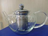 Чайник стеклянный Оазис, 800 мл