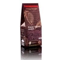 Какао тёртое сырое